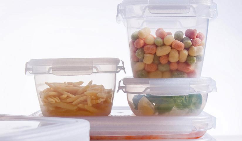 Contenitori in plastica per alimenti grandi fresh lock for Contenitori raccolta differenziata brico