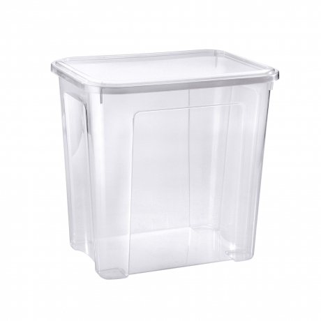 Combi Box con coperchio a scatto | 30 L