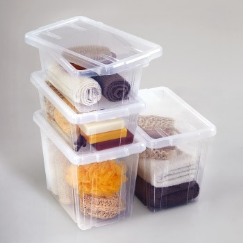 Contenitori In Plastica Brico.Scatole Cassettiere E Box In Plastica Brico Tontarelli Shop